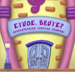 Etude, Brute