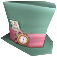 Tea Time Hat