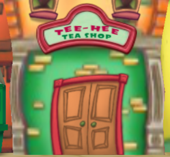 Tee-Hee Tea Shop