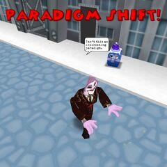 The Mingler performing Paradigm Shift.