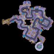 Street Map Pajama Place