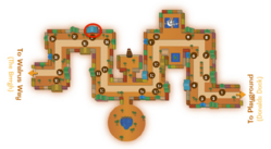 King Neptoon's Cannery Location