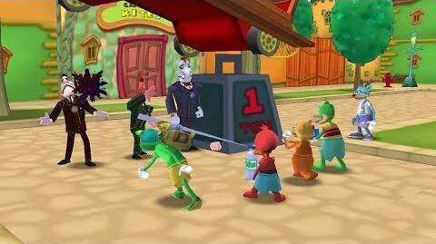 Dance of the Toons TTR Community Day 2019