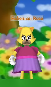 Fisherman Rose