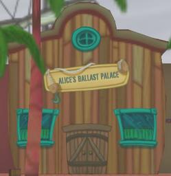 Alice's Ballast Palace