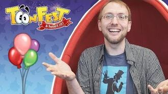 Shawn Patton's Favorite Part of ToonFest