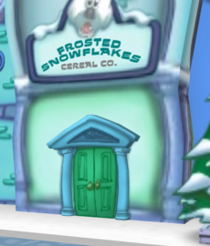 Frosted Snowflakes Cereal Co