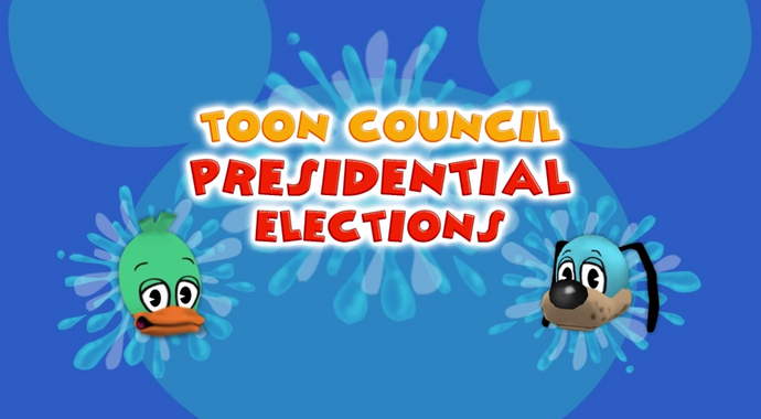 Toon Council Presidential Elections