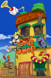 Toontown Central Gag Shop