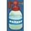 Seltzer Bottle Icon