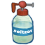 Seltzer Bottle Icon