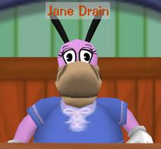 Jane Drain