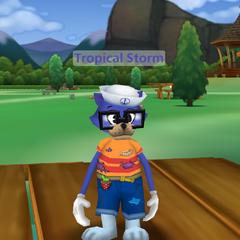 Noah/Tropical Storm