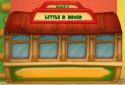 Walt's Little D Diner