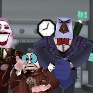 The Loan Shark was the top-dog Cashbot of the final four in the top-dog Cog race.