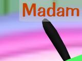 Madam Manners