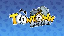 Toontown logo blue