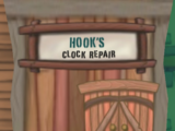 Hook's Clock Repair