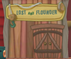 Lost and Flounder