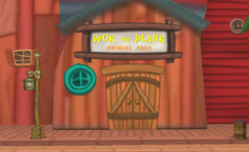 Wok the Plank Chinese Food