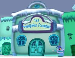 The Precipitation Foundation