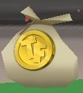 ToonFest 2015 token bag