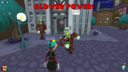 Glower Power Big Cheese