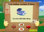 Toonfest2015 Blue Shoes