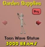 Ttr-toon-wave-statue