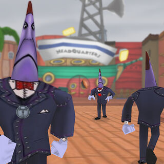 Back Stabbers invade Toontown with a Mega-Invasion during the <a href=