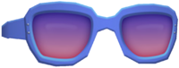 Blue Cool Summer Shades