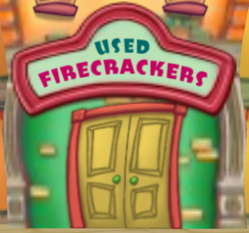 Used Firecrackers