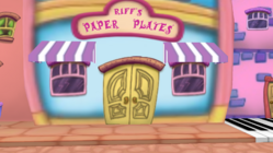 Riff's Paper Plates