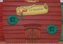 Used Life Preservers