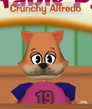 Crunchy Alfredo