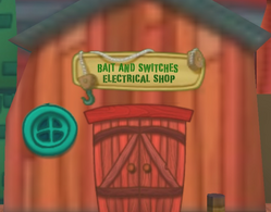 Bait and Switches Electrical Shop
