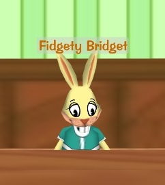 Fidgety Bridget