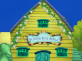 Bubble Bird Baths