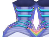 ToonFest 2015 Blue Attendee Shoes