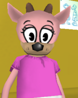 Toon deer