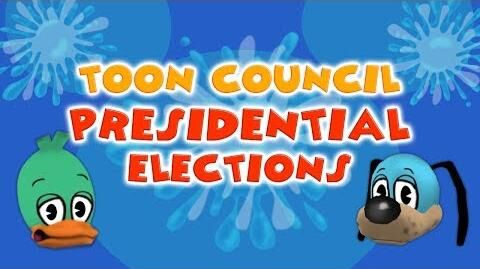The Toon Council Presidential Elections - FORMERLY LIVE!