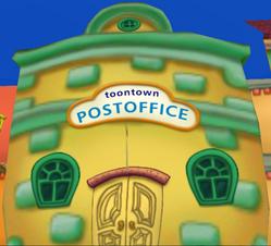 Toontown Post Office