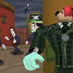 Bloodsuckers during a Halloween Mega-Invasion.