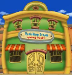 Vanishing Cream Going Fast!
