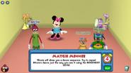 Match Minnie with friends