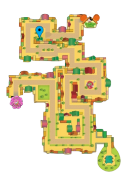One-Liner Miners Location