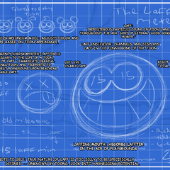 A decrypted version of the blueprint.