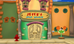 Jesse's Joke Repair