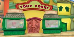 Soup Forks
