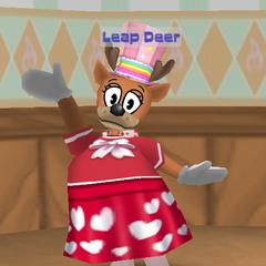 Liv/Leap Deer